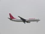 ねこすけさんが、金浦国際空港で撮影したイースター航空 737-86Nの航空フォト(写真)