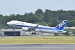 pepeA330さんが、成田国際空港で撮影した全日空 A320-271Nの航空フォト(写真)