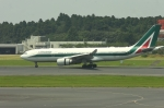 fukucyanさんが、成田国際空港で撮影したアリタリア航空 A330-202の航空フォト(写真)