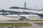 lonely-wolfさんが、関西国際空港で撮影したキャセイパシフィック航空 A350-941XWBの航空フォト(写真)