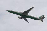 lonely-wolfさんが、関西国際空港で撮影したエバー航空 777-35E/ERの航空フォト(写真)