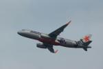 カメラマンあきさんが、新千歳空港で撮影したジェットスター・ジャパン A320-232の航空フォト(写真)