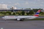 妄想竹さんが、ドンムアン空港で撮影したオリエント・タイ航空 767-346の航空フォト(写真)