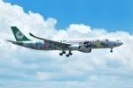 nh747dさんが、羽田空港で撮影したエバー航空 A330-302Xの航空フォト(写真)