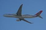 よしポンさんが、関西国際空港で撮影したトランスアジア航空 A330-343Xの航空フォト(写真)