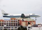 Bokuranさんが、プリンセス・ジュリアナ国際空港で撮影したAmeriflight SA-227AT Merlin IVCの航空フォト(写真)