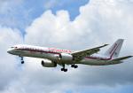 mojioさんが、成田国際空港で撮影したハネウェル 757-225の航空フォト(写真)