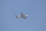 msrwさんが、仙台空港で撮影した航空大学校 Baron G58の航空フォト(写真)