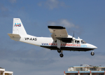Bokuranさんが、プリンセス・ジュリアナ国際空港で撮影したAnguilla Air Services BN-2A-26 Islanderの航空フォト(写真)