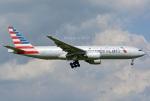K.787.Nさんが、成田国際空港で撮影したアメリカン航空 777-223/ERの航空フォト(写真)