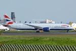 K.787.Nさんが、成田国際空港で撮影したブリティッシュ・エアウェイズ 787-9の航空フォト(写真)
