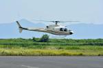 Gambardierさんが、岡南飛行場で撮影したオートパンサー AS350B2 Ecureuilの航空フォト(写真)