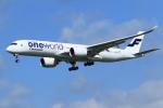たっくさんが、成田国際空港で撮影したフィンエアー A350-941XWBの航空フォト(写真)