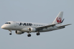 カンタさんが、新潟空港で撮影したジェイ・エア ERJ-170-100 (ERJ-170STD)の航空フォト(写真)