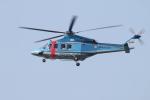カンタさんが、新潟空港で撮影した新潟県警察 AW139の航空フォト(写真)