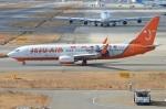 amagoさんが、関西国際空港で撮影したチェジュ航空 737-8GJの航空フォト(写真)