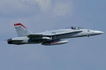 Flankerさんが、茨城空港で撮影したアメリカ海兵隊 F/A-18C Hornetの航空フォト(写真)