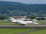 flyflygoさんが、熊本空港で撮影した国土交通省 航空局 525C Citation CJ4の航空フォト(写真)