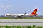 kix-boobyさんが、関西国際空港で撮影した天津航空 A320-232の航空フォト(写真)