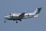 ゴンタさんが、新潟空港で撮影した海上保安庁 B300の航空フォト(写真)