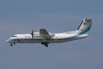 ゴンタさんが、新潟空港で撮影した海上保安庁 DHC-8-315 Dash 8の航空フォト(写真)