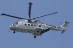 ゴンタさんが、新潟空港で撮影した海上自衛隊 MCH-101の航空フォト(写真)