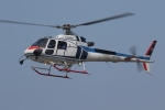 ゴンタさんが、新潟空港で撮影した中日本航空 AS350B3 Ecureuilの航空フォト(写真)