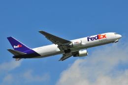 Orange linerさんが、成田国際空港で撮影したフェデックス・エクスプレス 767-3S2F/ERの航空フォト(写真)