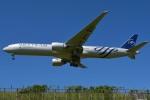 さくらの城南山。さんが、成田国際空港で撮影したガルーダ・インドネシア航空 777-3U3/ERの航空フォト(写真)