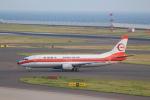 canon_leopardさんが、中部国際空港で撮影した日本トランスオーシャン航空 737-446の航空フォト(写真)