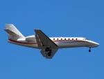 51ANさんが、羽田空港で撮影した朝日航洋 680 Citation Sovereignの航空フォト(写真)