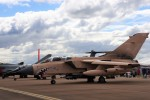 リックさんが、フェアフォード空軍基地で撮影したイギリス空軍 Tornado GR4の航空フォト(写真)