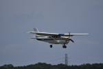 ぬま_FJHさんが、調布飛行場で撮影した川崎航空 TU206G Turbo Stationair 6 IIの航空フォト(写真)