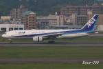 RINA-200さんが、福岡空港で撮影した全日空 777-281/ERの航空フォト(写真)