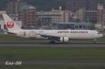 RINA-200さんが、福岡空港で撮影した日本航空 767-346/ERの航空フォト(写真)