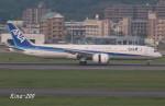 RINA-200さんが、福岡空港で撮影した全日空 787-9の航空フォト(写真)