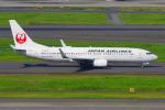 PASSENGERさんが、羽田空港で撮影した日本航空 737-846の航空フォト(写真)