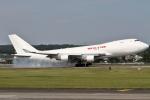 RCH8607さんが、横田基地で撮影したカリッタ エア 747-4B5F/SCDの航空フォト(写真)