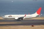 どりーむらいなーさんが、羽田空港で撮影したJALエクスプレス 737-846の航空フォト(写真)