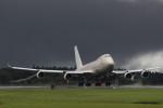 ocean falconさんが、鹿児島空港で撮影したアトラス航空 747-47UF/SCDの航空フォト(写真)