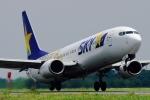 Flankerさんが、茨城空港で撮影したスカイマーク 737-86Nの航空フォト(写真)