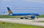 kix-boobyさんが、関西国際空港で撮影したベトナム航空 A350-941XWBの航空フォト(写真)