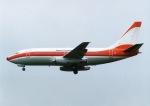 takamaruさんが、名古屋飛行場で撮影した南西航空 737-205/Advの航空フォト(写真)