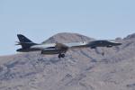 じゃまちゃんさんが、ネリス空軍基地で撮影したアメリカ空軍 B-1B Lancerの航空フォト(写真)