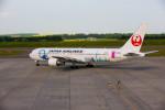 yumeさんが、帯広空港で撮影した日本航空 767-346/ERの航空フォト(写真)