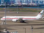 Mame @ TYOさんが、羽田空港で撮影したアミリ フライト 787-9の航空フォト(写真)