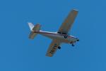 ぎんじろーさんが、成田国際空港で撮影した朝日航空 172P Skyhawk IIの航空フォト(写真)
