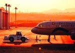 静岡空港 - Shizuoka Airport [FSZ/RJNS]で撮影された天津航空 - Tianjin Airlines [GS/GCR]の航空機写真
