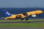 ウッディーさんが、羽田空港で撮影した全日空 777-281/ERの航空フォト(写真)