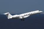 ウッディーさんが、羽田空港で撮影した不明 G-V-SP Gulfstream G550の航空フォト(写真)